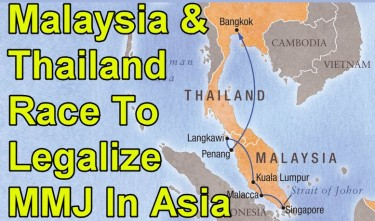 ASIAN MARIJUANA LEGALIZATION