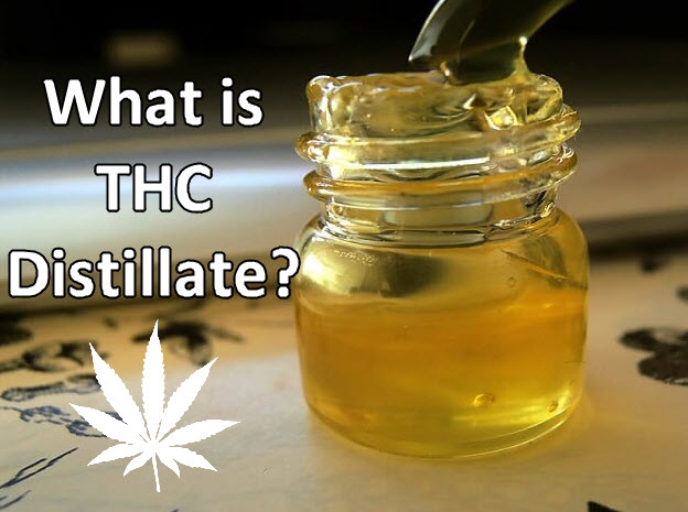 WHAT IS THC DISTILLATE