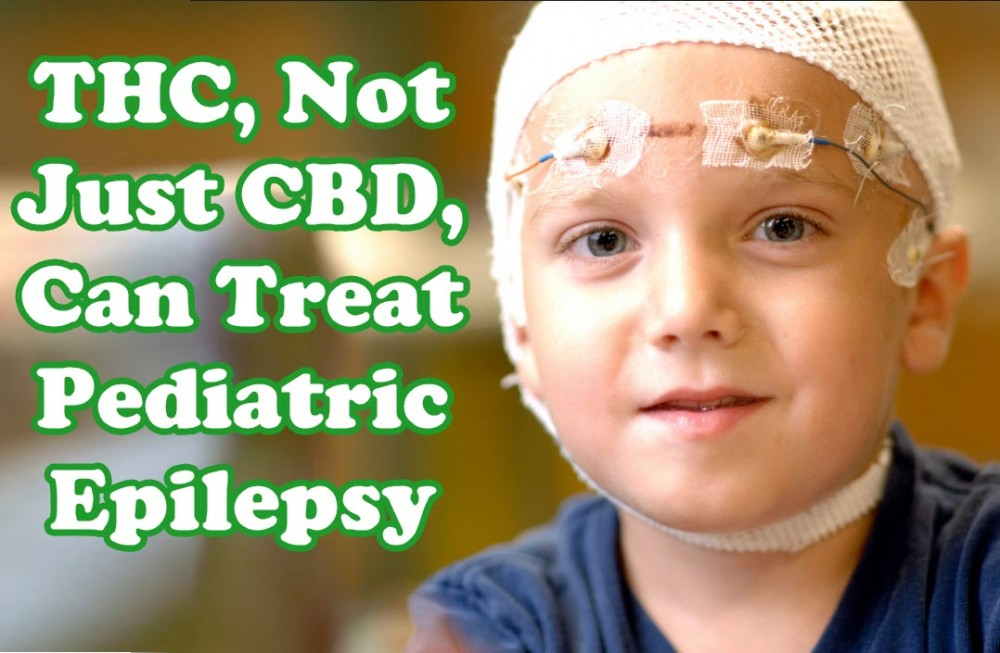 THC CANNABIS FOR EPILEPSY