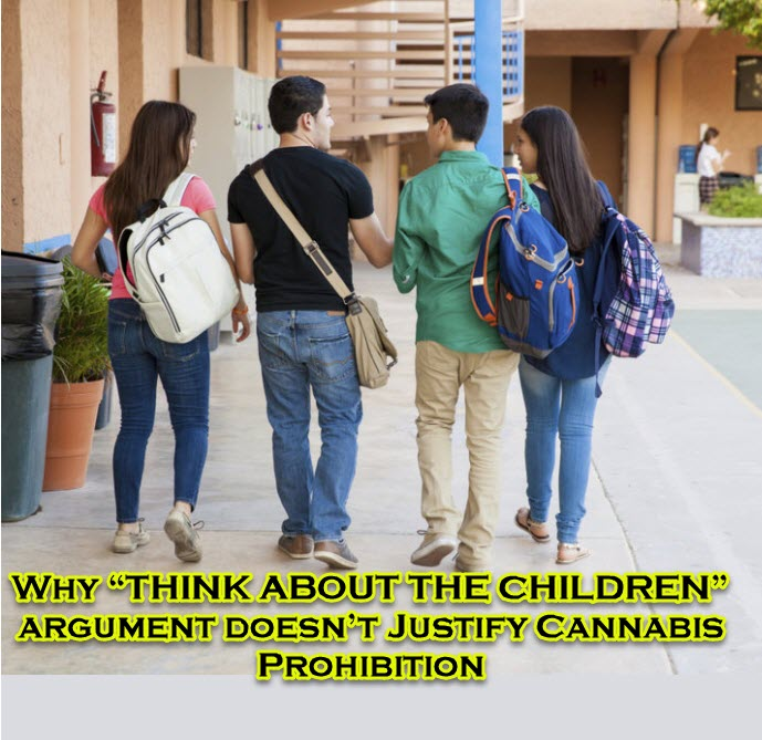 CHILDREN AND CANNABIS PROHIBITION