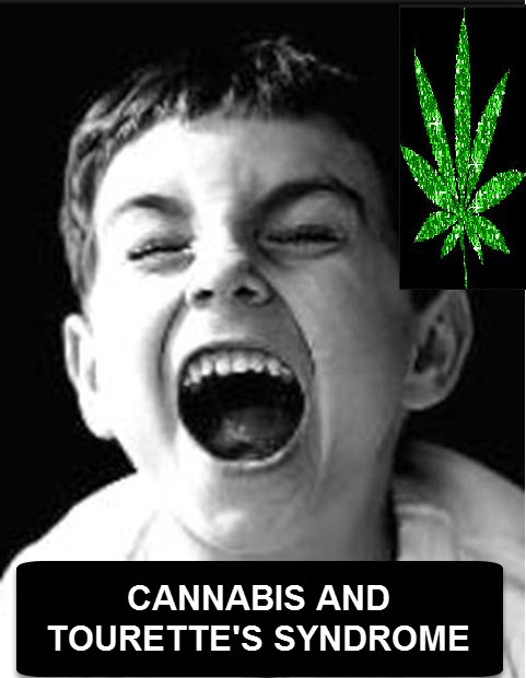 TOURETTES AND CANNABIS
