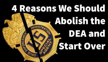 ABOLISH THE DEA