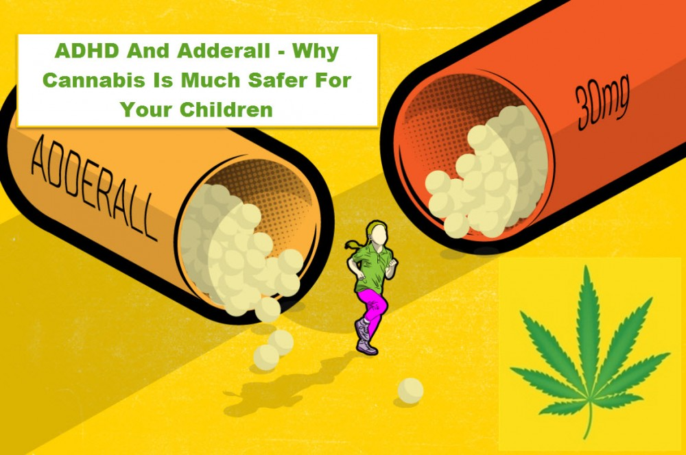 ADHD CANNABIS ADDERALL
