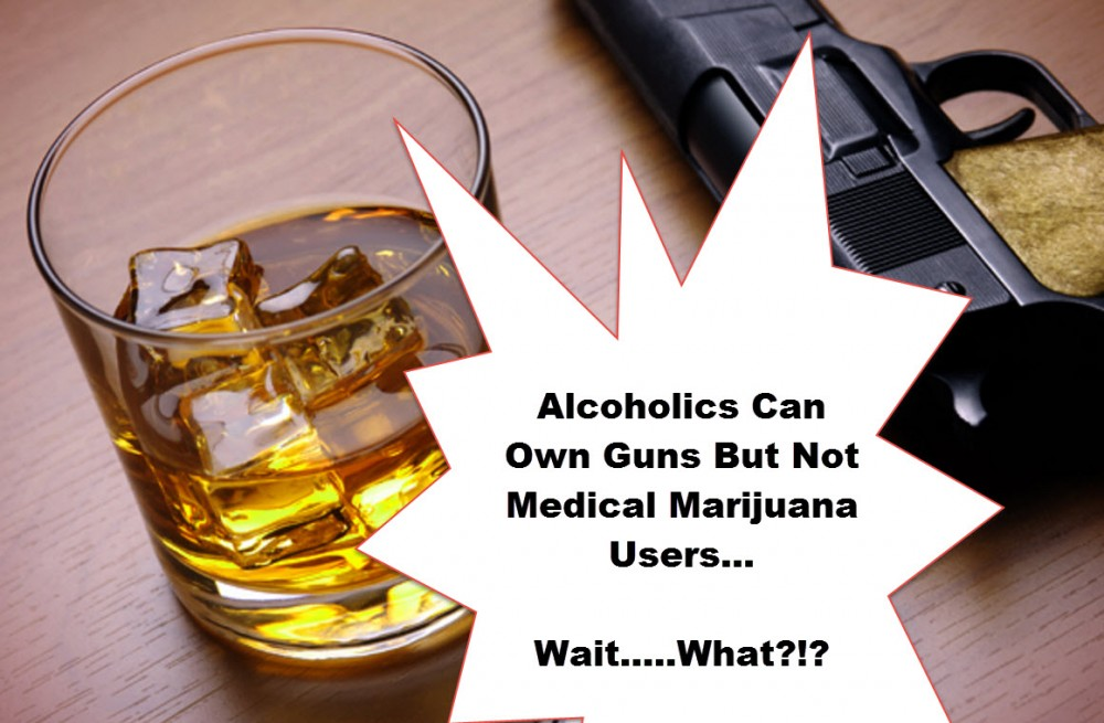 ALCOHOLICS CAN OWN GUNS