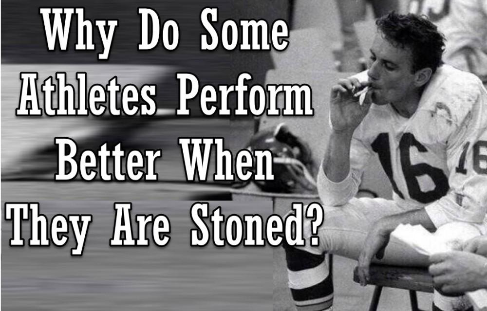 athletes using cannabis