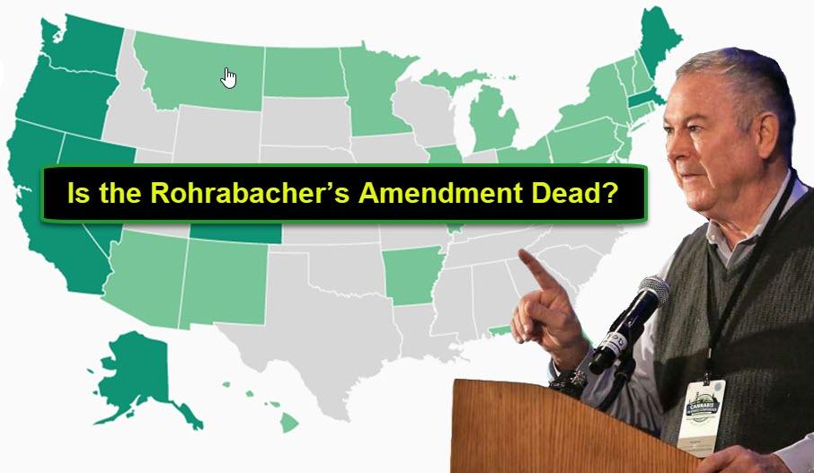 rohrabacher amendment