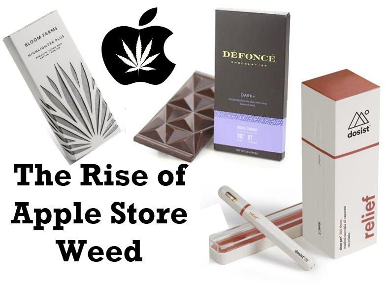 apple store weed