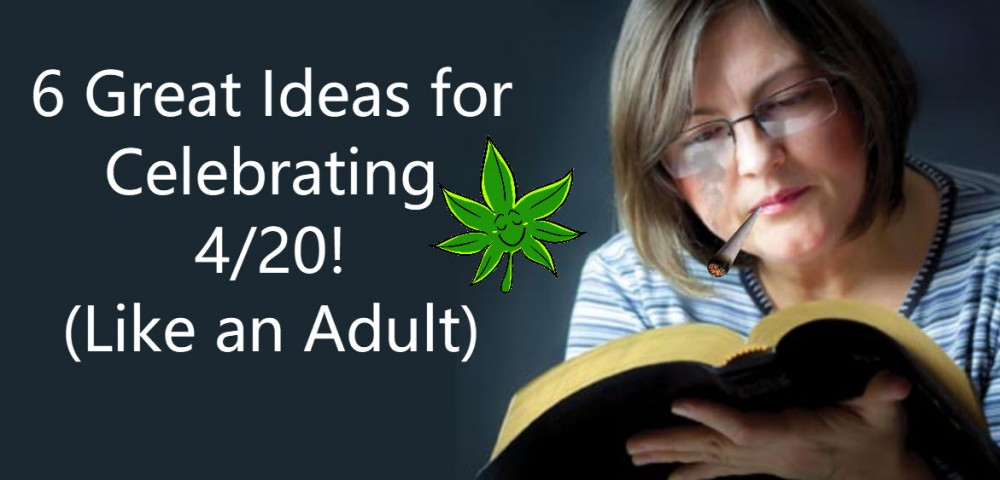 4/20 events for adults