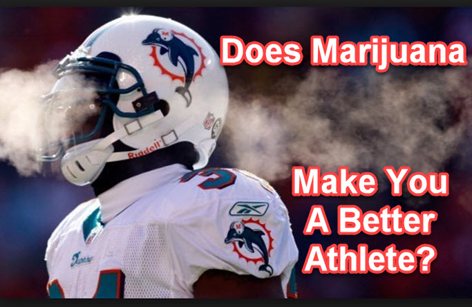 MARIJUANA FOR ATHLETES
