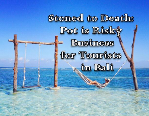 bali cannabis laws