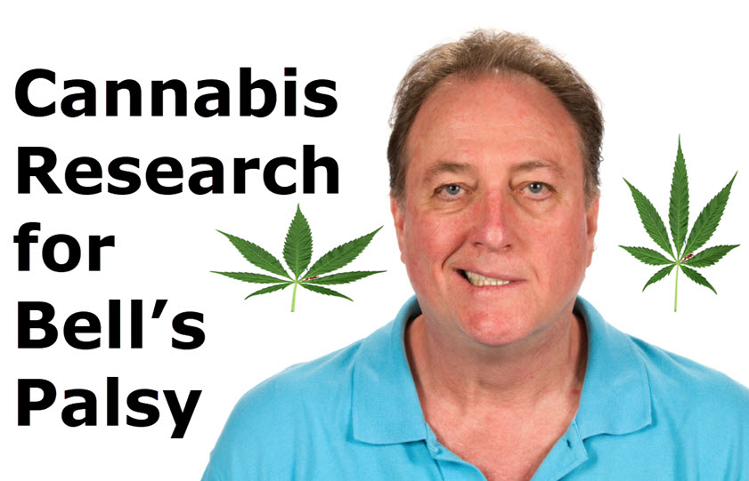 CANNABIS BELL'S PALSY RESEARCH