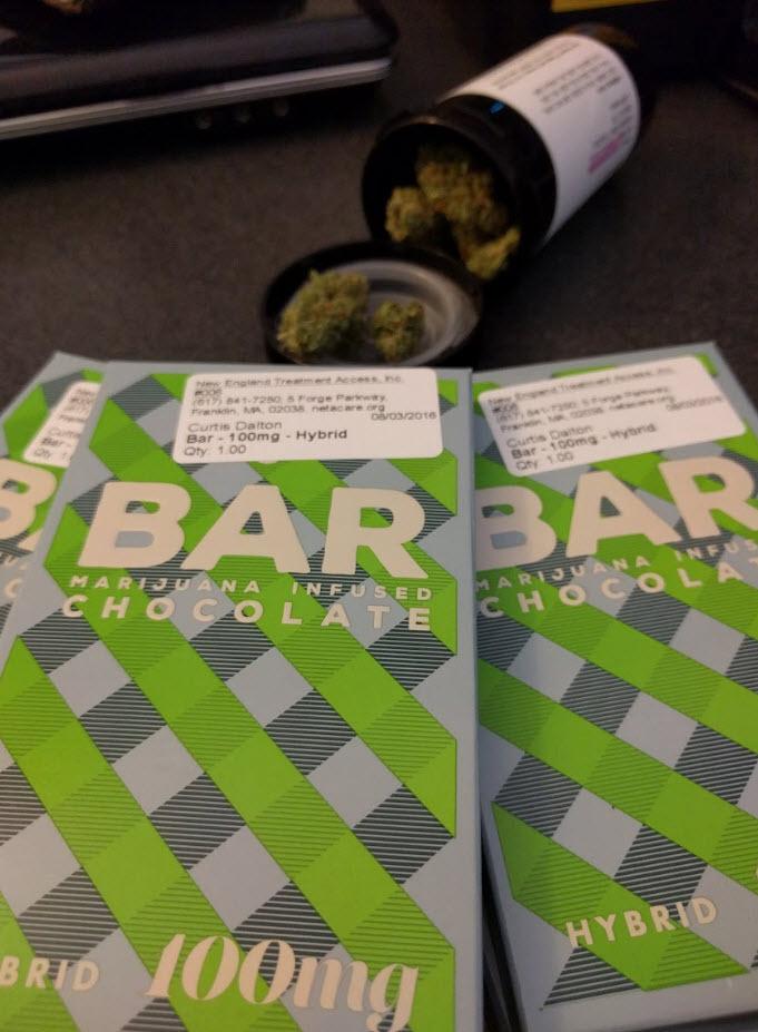cannabis edibles in boston