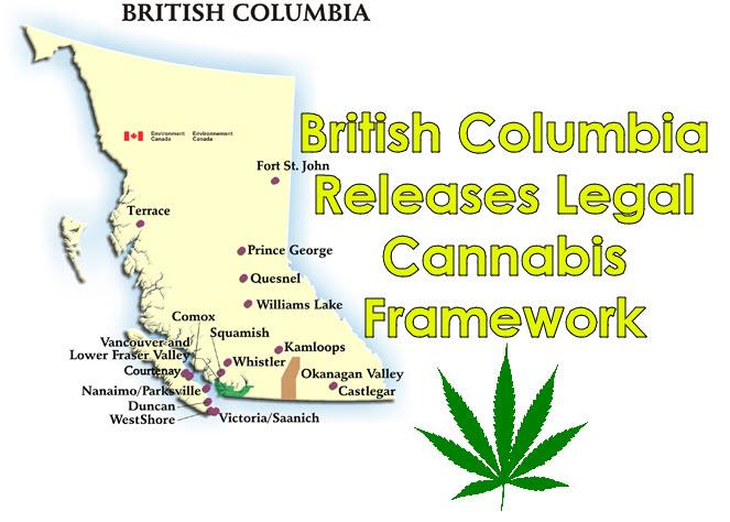 BC cannabis laws