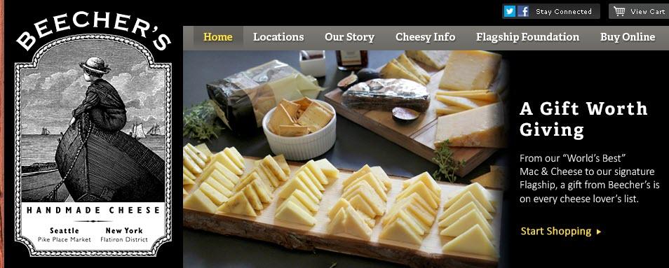 Beecher cheese seattle
