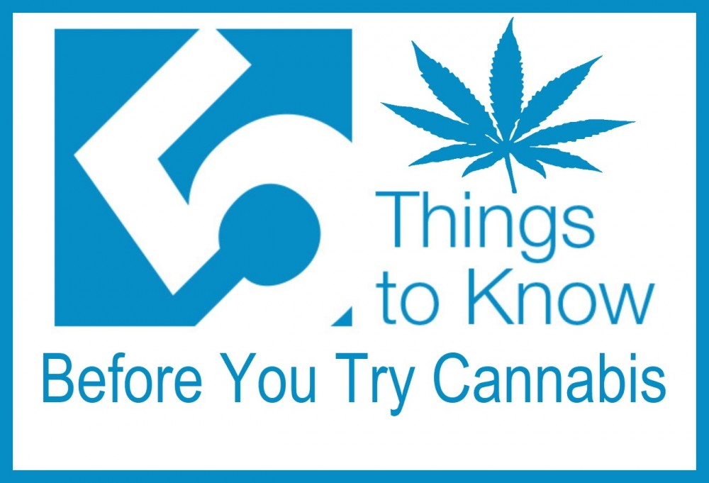 WHAT TO KNOW BEFORE YOU TRY CANNABIS