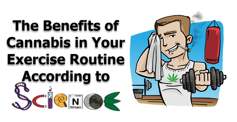 THE SCIENCE OF CANNABIS AND EXERCISE