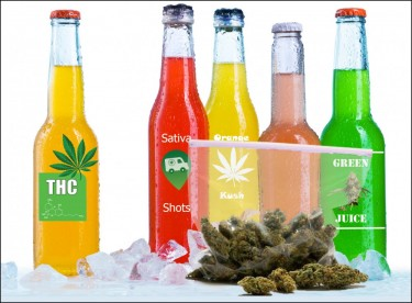 best cannabis drinks