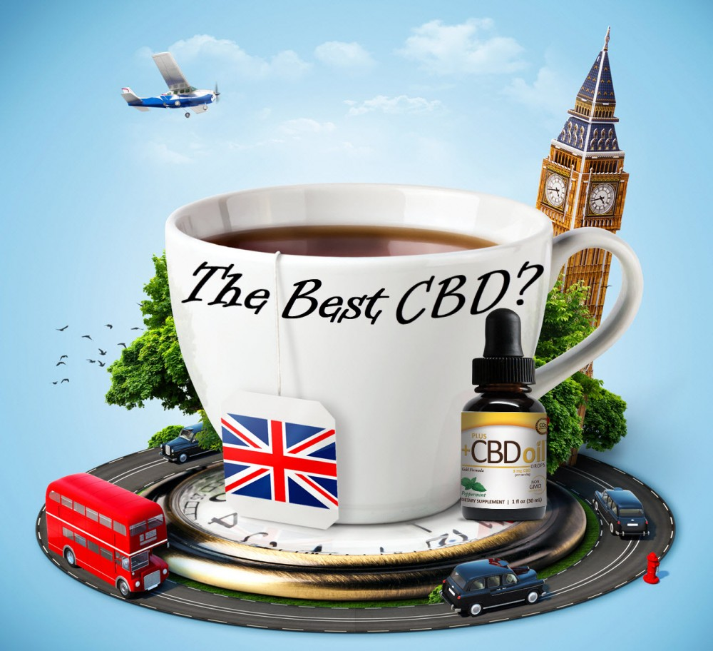 best cbd oils in the uk