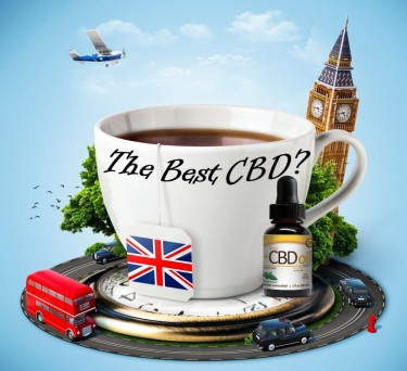 BEST CBD IN ENGLAND
