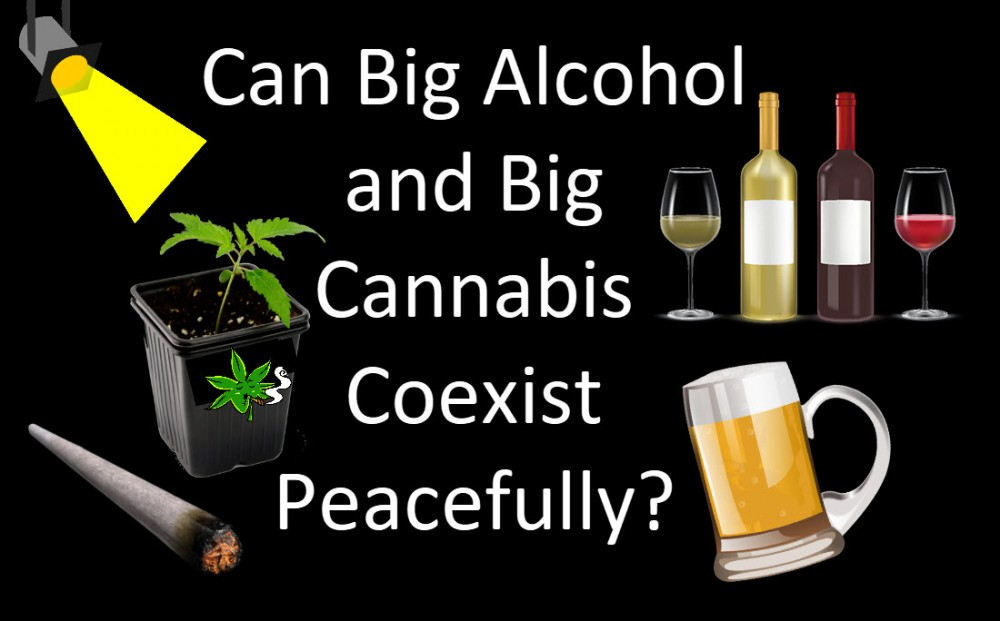 CAN BIG ALCOHOL AND BIG CANNABIS COEXIST