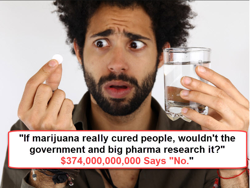 BIG PHARMA ON CANNABIS
