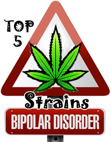 bipolar strians of cannabis