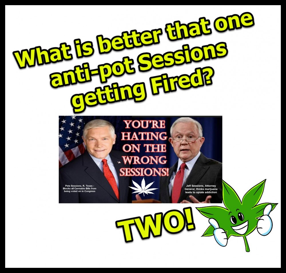 JEFF SESSIONS AND PETE SESSIONS