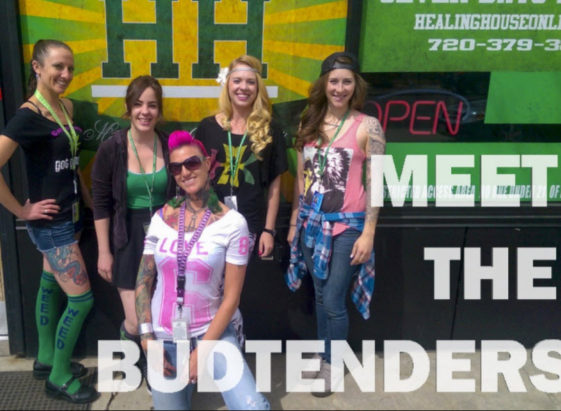 BUDTENDERS HANG OUT