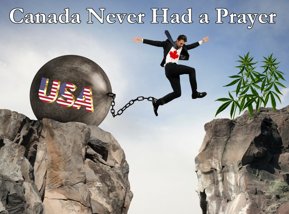 Why Canada Never Had a Chance