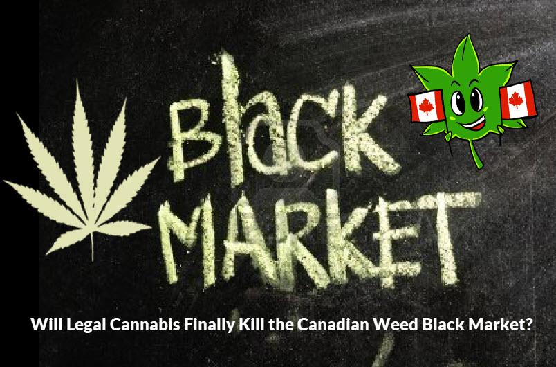 canadian black market weed