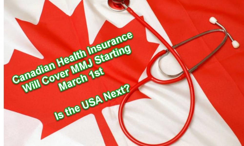 CANADIAN HEALTH INSURANCE CANNABIS
