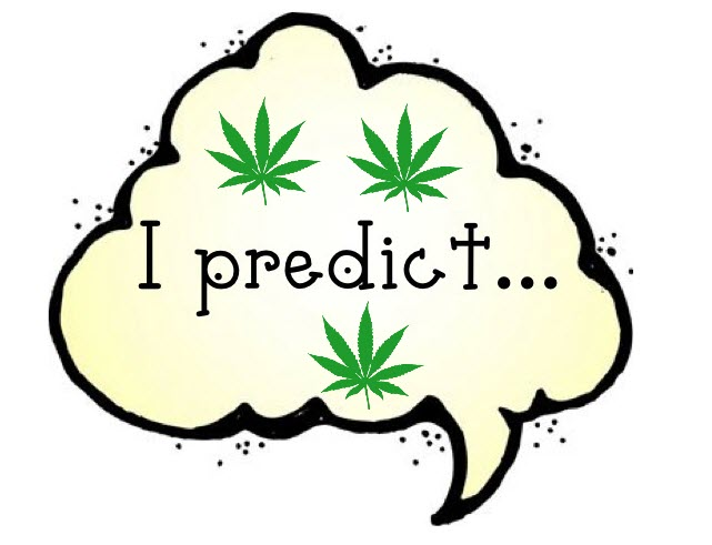 cannabis predictions