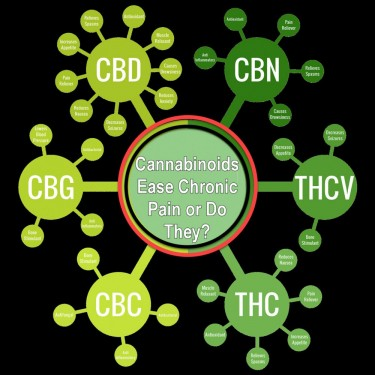 CANNABINIODS FOR CHRONIC PAIN
