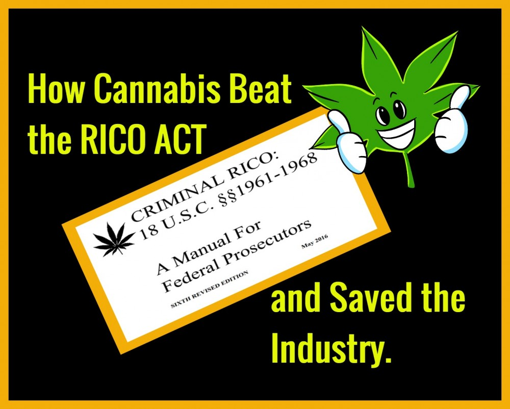 RICO ACT AND MARIJUANA SMELLS