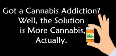 IS CANNABIS ADDICTIVE