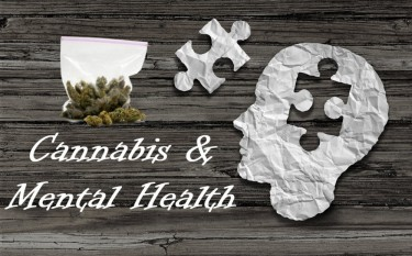 CANNABIS MENTAL HEALTH ISSUES