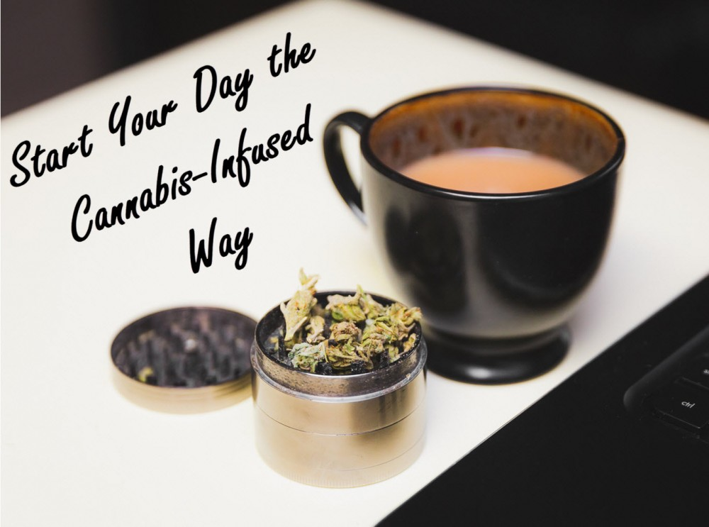 cannabis for breakfast