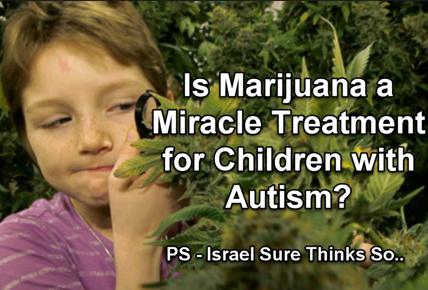 cannabis autism research