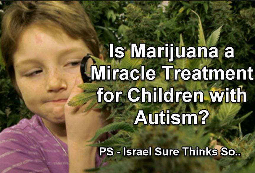 Treating Autism With Cannabis - Israeli Trials - Hemp Gazette