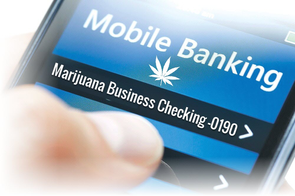 cannabis banking accounts what banks