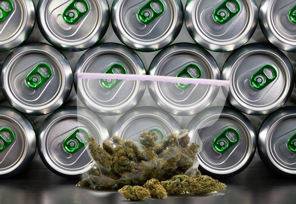 cannabis beverage empire