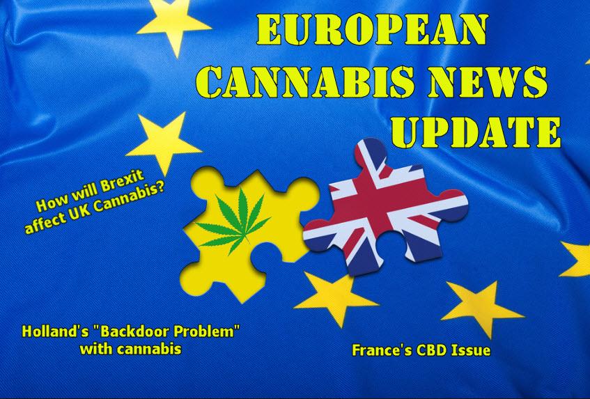 brexit cannabis news