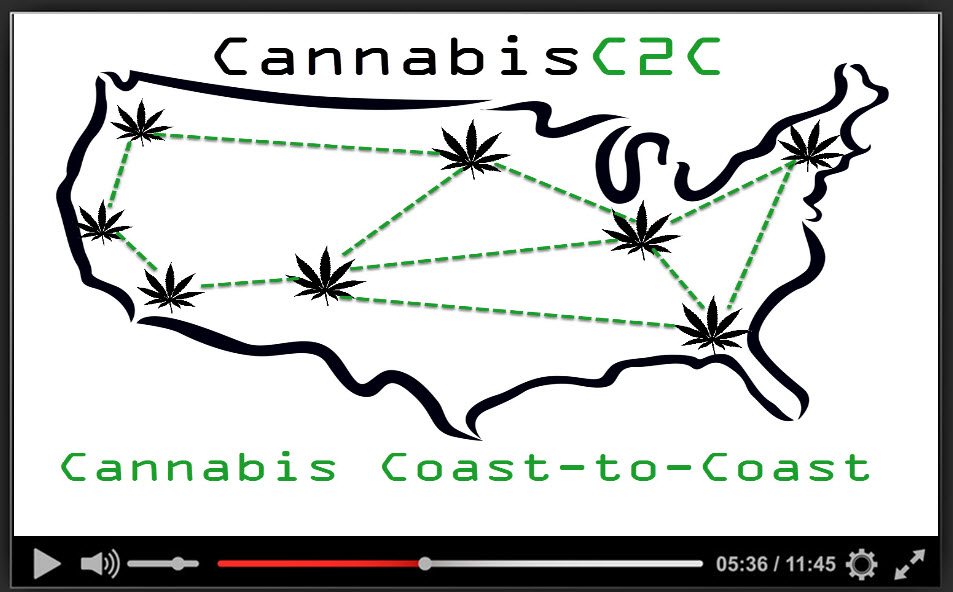 cannabis coast to coast