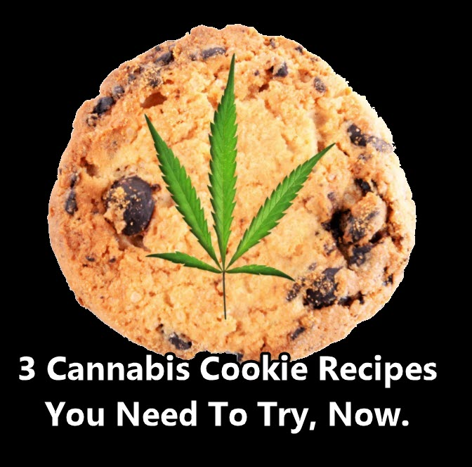 MARIJUANA COOKIE RECIPE