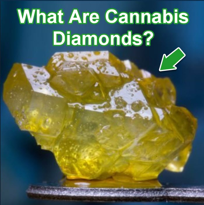 what are cannabis diamonds
