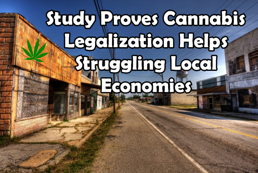 CANNABIS HELPING ECONOMIES