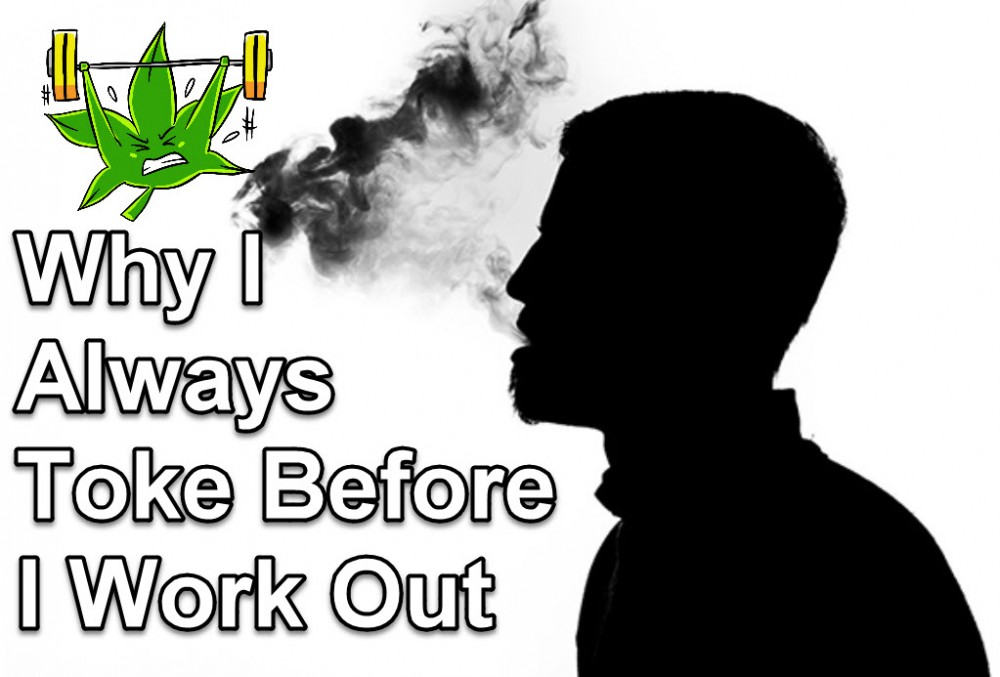 cannabis workout reasons