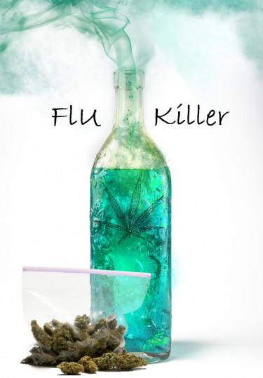 flu cannabis drink