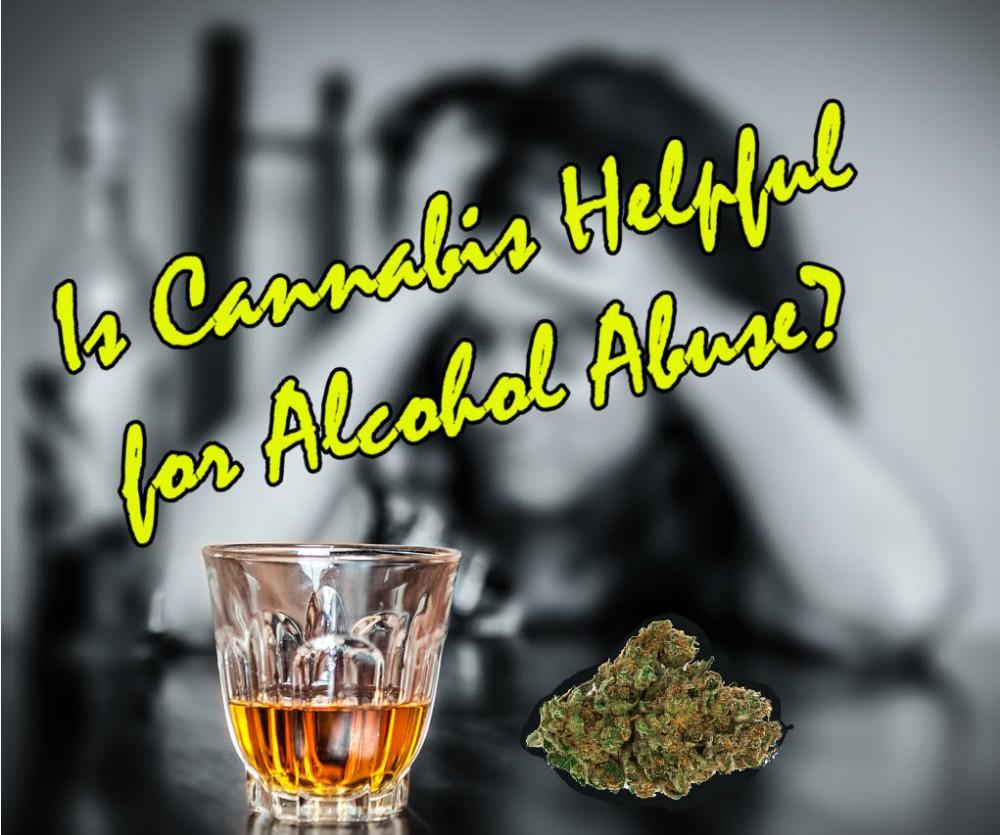 CANNABIS FOR ALCOHOLISM