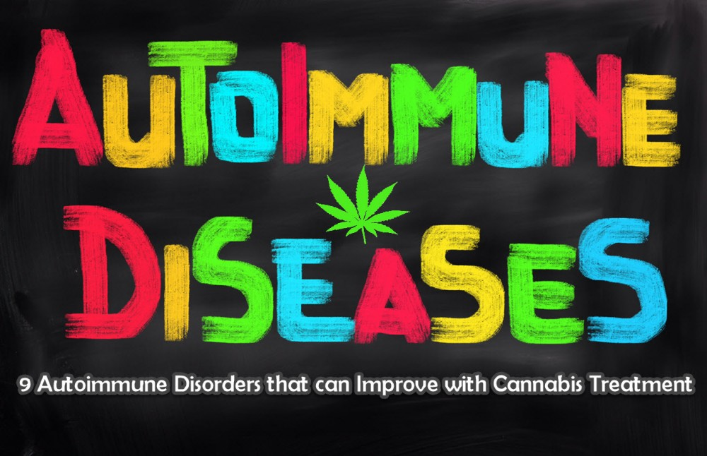 cannabis autoimmune disease
